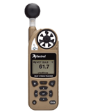 Kestrel 5400 Heat Stress Tracker, Tan