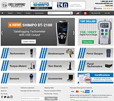 SHIMPO-Direct.ca - Distributor of SHIMPO INSTRUMENTS