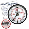 Baker 314FC Magnetic Surface Thermometer, °F with NIST Traceable Certificate