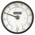Baker 312FC Magnetic Surface Thermometer, °C