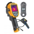 Fluke TIS20-9HZ Thermal Imager Kit - Includes BS-150 Borescope & LM-8000 Environmental Meter for FREE
