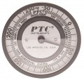 PTC 486F Pipe Surface Thermometer, -50 to 250°F