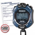 REED SW700 Heat Stress Stop Watch with NIST Traceable Certificate