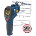 REED R2020 Dual Laser Video Infrared Thermometer, 50:1, 3992°F (2200°C), includes NIST Traceable Certification