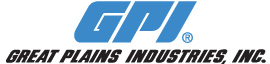 GPI (Great Plains Industries) Logo