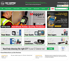 PowerMeterStore.ca - For all your Power Metering Needs