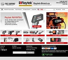 Raytek-Direct.ca - Distributor of Raytek Tools