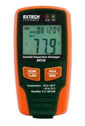 Extech RHT20 Temperature and Relative Humidity Data Logger