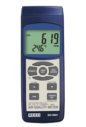 REED SD-9901 Air Quality Data Logger