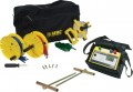 AEMC 3640 Ground Resistance Tester Kit, 3-Point, 150 ft