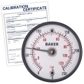 Baker 312FC-NIST Magnetic Surface Thermometer, 0 to 250°F (-20 to 120°C), -