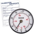 Baker 314FC-NIST Magnetic Surface Thermometer, 50 to 750°F (10 to 400°C), -