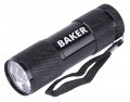 Baker B2000 LED Flashlight-