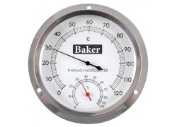 Baker B6020 Dial Thermo-Hygrometer-