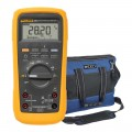 Fluke 28-II-KIT3 Industrial Multimeter Kit - Includes the R9999 Industrial Tool Bag FREE-
