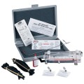 "Dwyer 115-AV Durablock Air Velocity Kit (400 to 5500fpm) with 101 Inclined Manometer & 12"" Pitot tube"