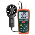 Extech HD300 CFM/CMM Thermo-Anemometer and IR Thermometer-