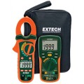 Extech ETK35 Electrical Test Kit with True RMS AC/DC Clamp Meter-
