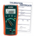 Extech EX360 True RMS Multimeter with 8 Functions + NCV,  -