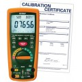 Extech MG300-NIST True RMS Wireless Multimeter/Insulation Tester, 4000M½,  -