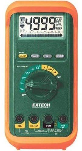 Extech MP510A multimeter, multipro professional.