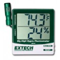 Extech 445715-NISTL Big Digit Remote Probe Hygro-Thermometer,  -