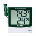 Extech 445715 Big Digit Remote Probe Hygro-Thermometer-