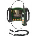 Extech HDV640W HD VideoScope with Wireless Articulating Transmitter/Probe-