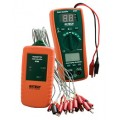 Extech CT40 16-Line Cable Identifier Tester Kit-