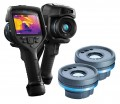FLIR E95 Thermal Imaging Camera with 14° & 24° Interchangeable Lenses-