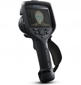FLIR E86-EST Handheld EST Thermal Camera with 24° lens, 464 x 384-