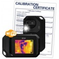 FLIR C3-NIST Compact Thermal Imaging Camera with WiFi,  -