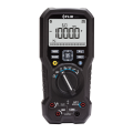 FLIR DM93 True RMS Industrial Multimeter with VFD Mode & Bluetooth, 1000V-