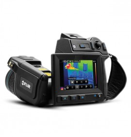 FLIR T650SC Portable Thermal Imaging Camera with 45° lens and ResearchIR Max, 640 × 480-
