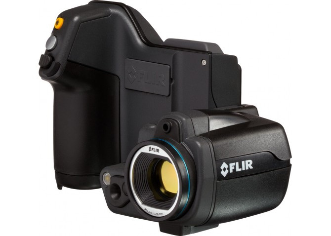 FLIR T460 Thermal Imaging Camera with UltraMax Technology, 76800 (320 x 240)
