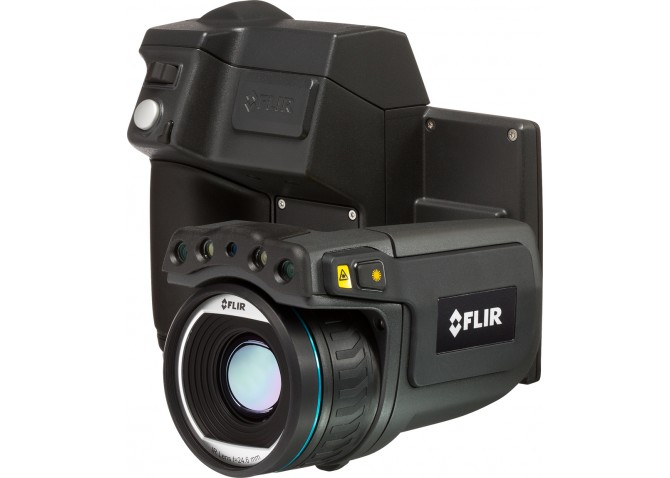 FLIR T600 Thermal Imaging Camera, 172800 (480 x 360), 30Hz