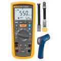 Fluke 1587FC Insulation Multimeter Kit - Includes FREE Products with Purchase-