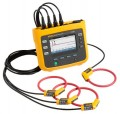 Fluke 1738 Advanced Three-Phase Power Logger with current probes-