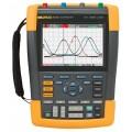 Fluke 190-204/AM/S ScopeMeter Test Tool with SCC-290 kit, 200 MHz, 4 channels-