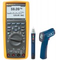 Fluke 289 True RMS Industrial Data Logging Multimeter Kit - Includes FREE Products with Purchase-