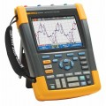 Fluke MDA-550 Motor Drive Analyzer with Motor Shaft and Harmonics, 4 Channel, 500 MHz-