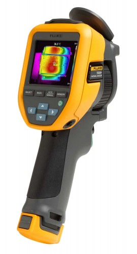 Fluke TiS60+ Thermal Camera, 30 Hz, 320 x 240-