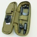 Kestrel 0783 Rotating Vane Mount and Tactical Carry Case for the Kestrel 5000 Series-