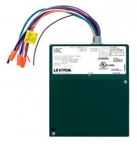 Leviton MZD20-102 2-Zone/2-Relay Integrated Room Control