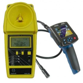 Megger CHM600E Cable Height Meter Kit - Includes R8500 High Definition  Video Borescope for FREE