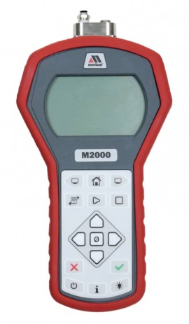 Meriam M2000-CI0030 Industrial Smart Manometer, -14.5 to 30 psi, isolated-