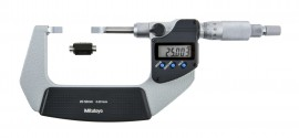 Mitutoyo 422-261-30 Digimatic Blade Micrometer, 50 to 75 mm, Type A-