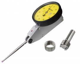 Mitutoyo 513-477-10H Dial Test Indicator, 1 mm, 0.01 mm-