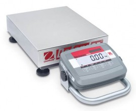 Ohaus D31P15BR5 Defender 3000 Low-Profile Bench Scale, 33 lb maximum capacity-