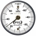 PTC Instruments 330C Magnetic Surface Thermometer, -70 to 70°C-